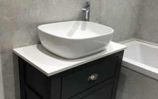 well finished washbasins