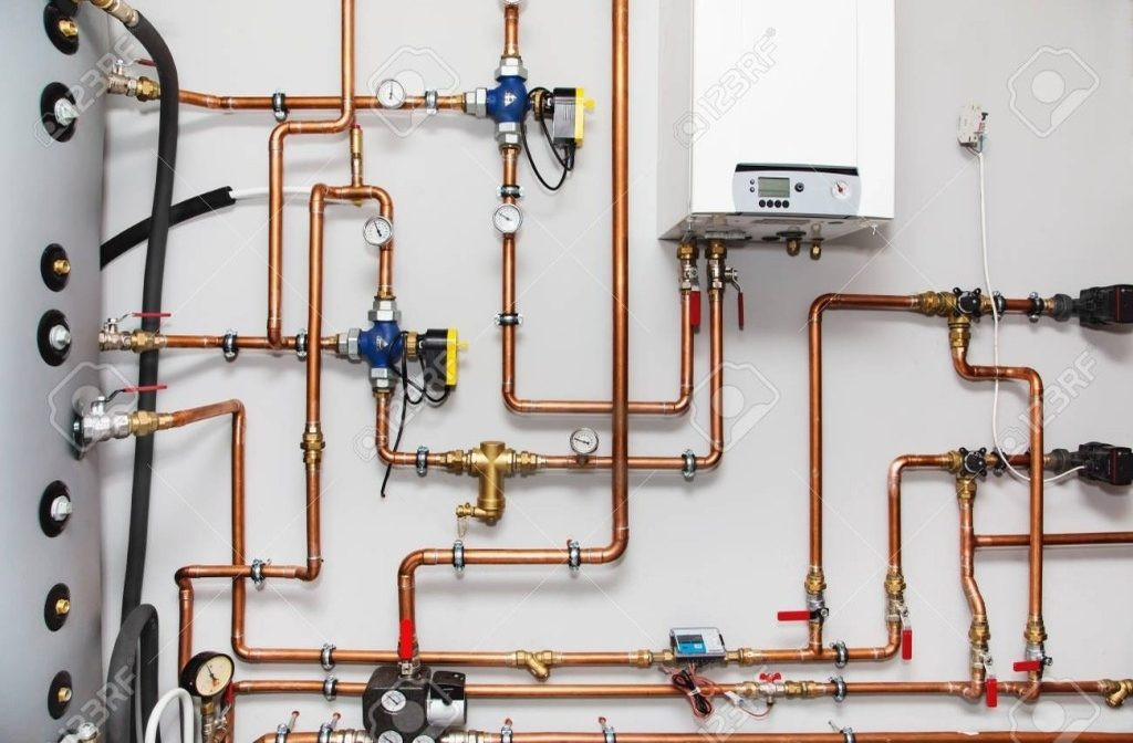1st & 2nd fix Plumbing works offer a comprehensive range of services